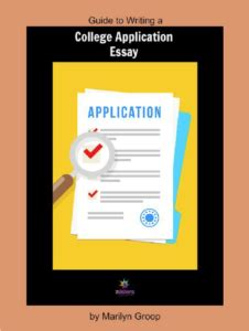 Seven Ways to Make your College Essay Stand Out